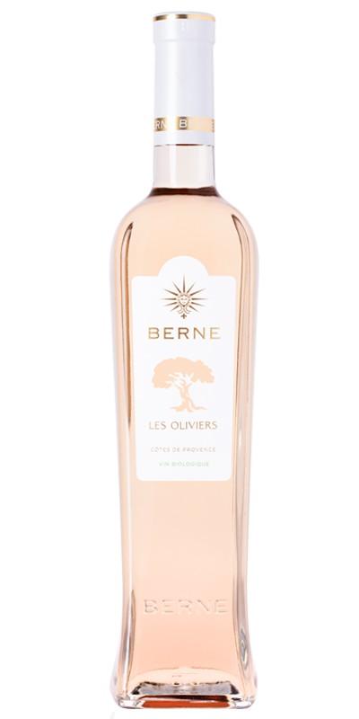 Berne - Les Oliviers - Rosé wine
