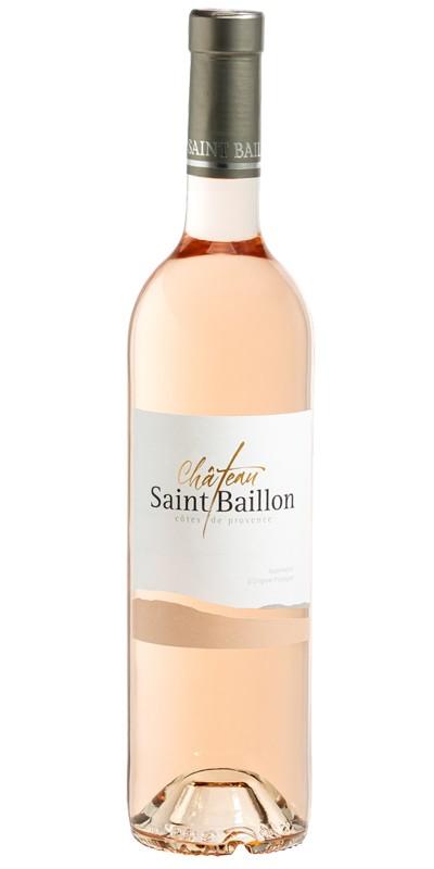 Château Saint Baillon - Rosé wine