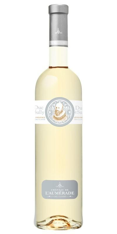 Château de l'Aumérade - Sully - Blanc de blancs - White wine