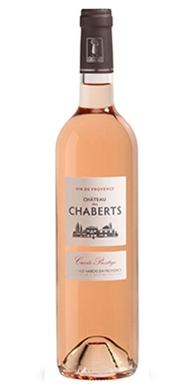 Château des Chaberts - Prestige - Rosé wine