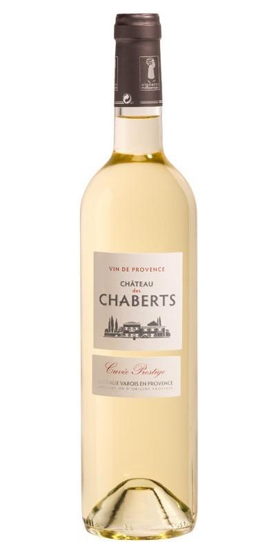 Château des Chaberts - Prestige - Weisswein
