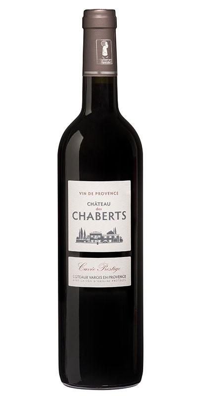 Château des Chaberts - Prestige - Red wine