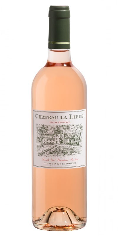 Château La Lieue - Tradition - Rosé wine