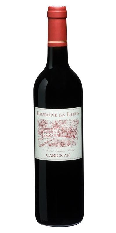 Château La Lieue - Carignan - Red wine