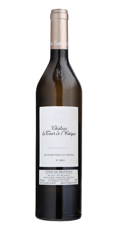 Château La Tour de l'Évêque - Blanc de blancs - White wine