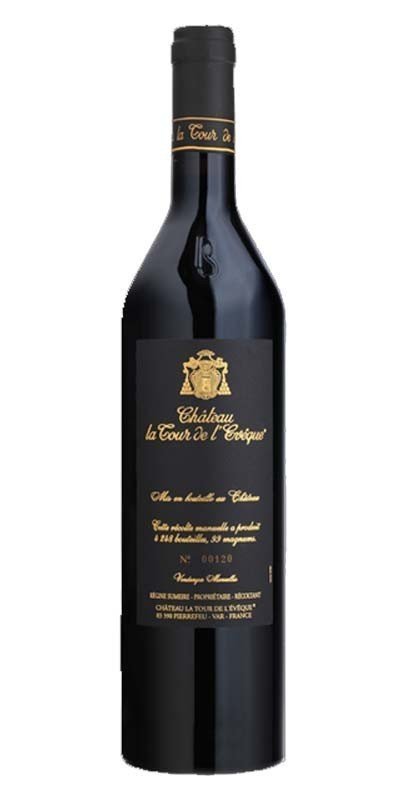Château La Tour de l'Évêque - Le Noir et Or - Red wine