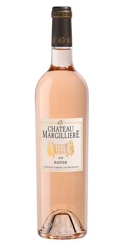 Château Margillière - Bastide - Rosé wine