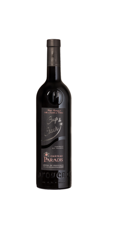Château Paradis - Coup de Cœur - Red wine