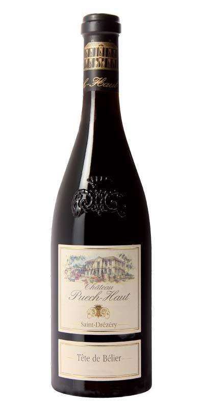 Chateau Puech Haut - Tête de Bélier -vin rosé 2017