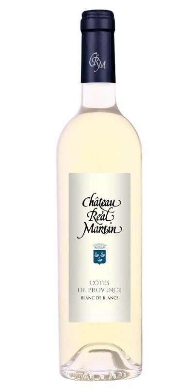 Château Réal Martin - Blanc de Blancs - White wine