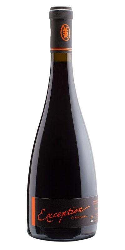 Château Saint Julien - Exception - Red wine