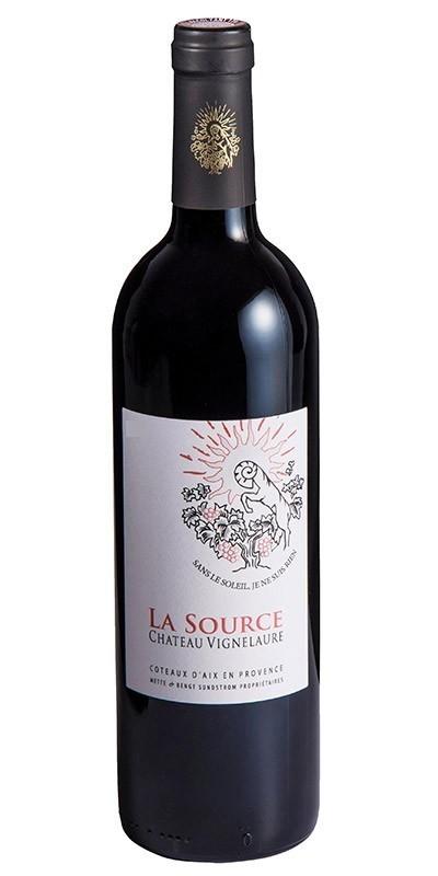 Château Vignelaure - La Source - Red wine