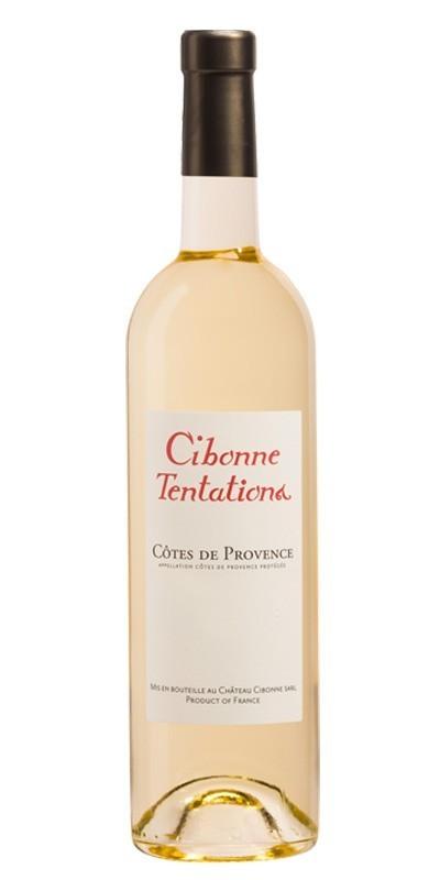 Cibonne - Tentations - Weisswein