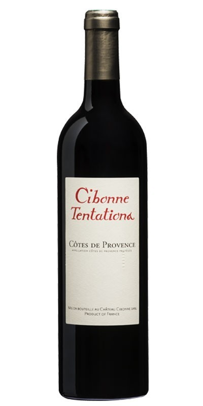 Cibonne - Tentations - Red wine