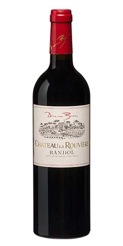 Domaines Bunan - Château la Rouvière - Red wine