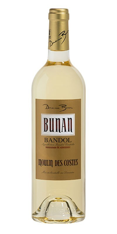 Domaines Bunan - Moulin des Costes - White wine