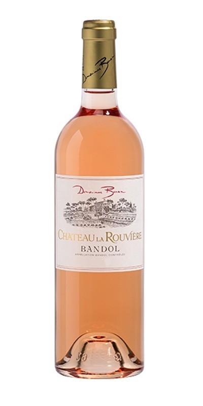 Domaines Bunan - Château la Rouvière - Rosé wine