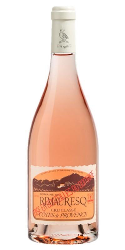Rimauresq - Rebelle - Vin rosé