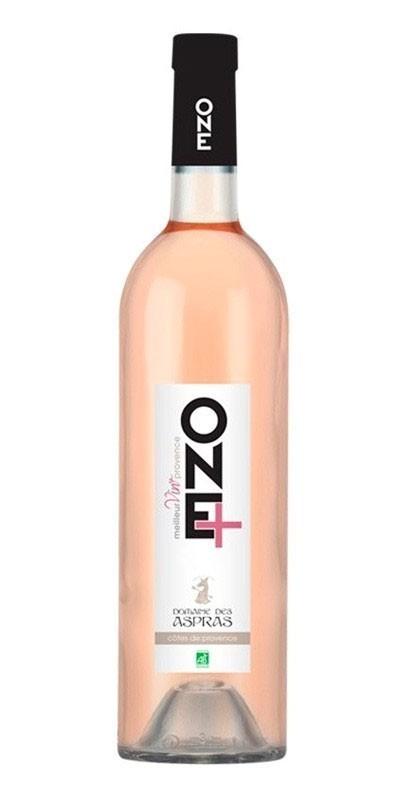 Meilleur Vin Provence - One+ - Rosé wine