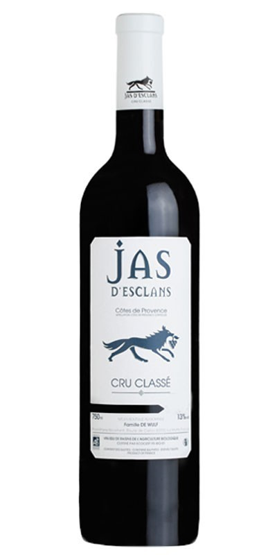 Domaine du Jas d'Esclans - Red wine