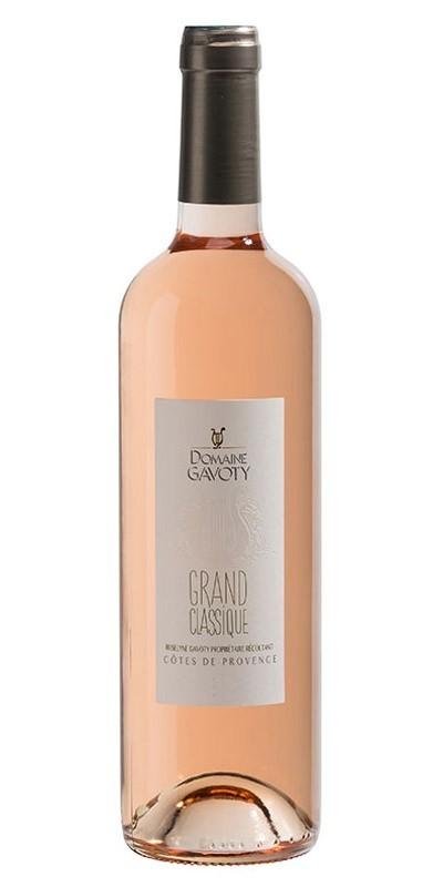 Domaine Gavoty - Grand classique - Rosé wine