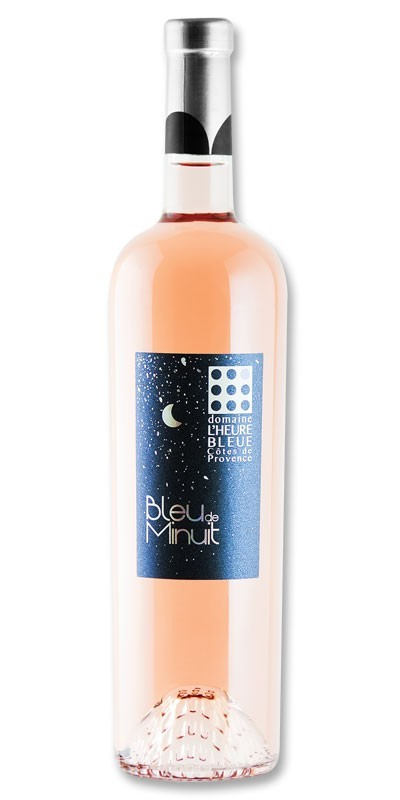 Domaine de l'Heure Bleue - Bleu de Minuit - Vin rosé