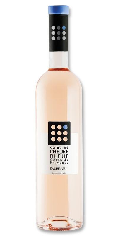 Domaine de l'Heure Bleue - L'Aube Azur - Rosé wine