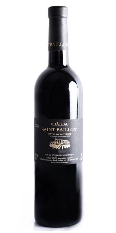 Château Saint Baillon - Red wine