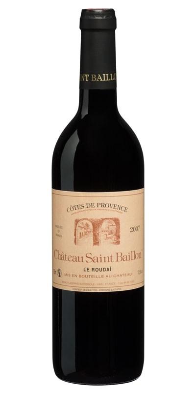 Château Saint Baillon - Roudaï - Red wine