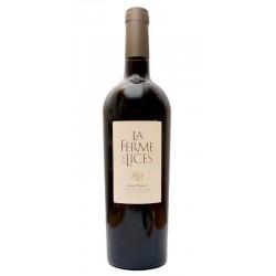 La Ferme des Lices - Vin rouge