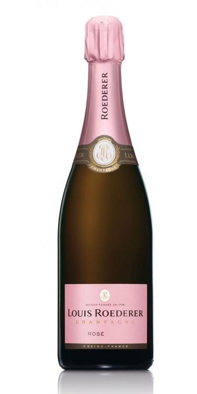 Louis Roederer - Brut Rosé - Champagne