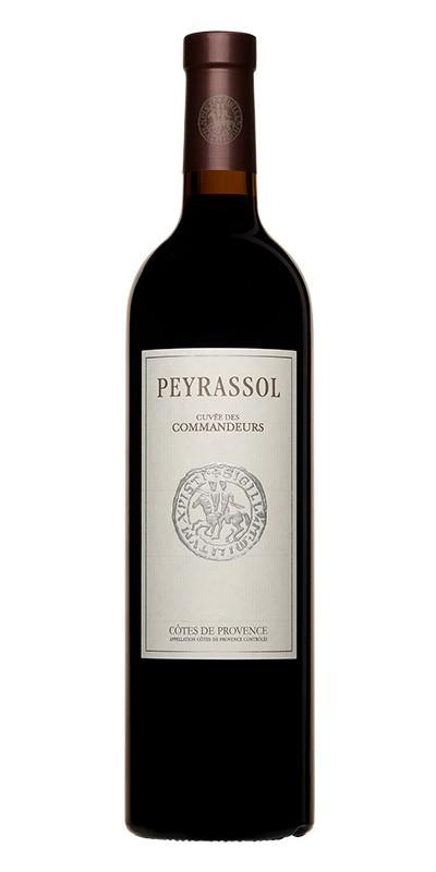 Peyrassol - Commandeurs - Red wine