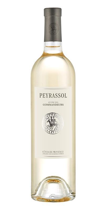 Peyrassol - Commandeurs - Weisswein