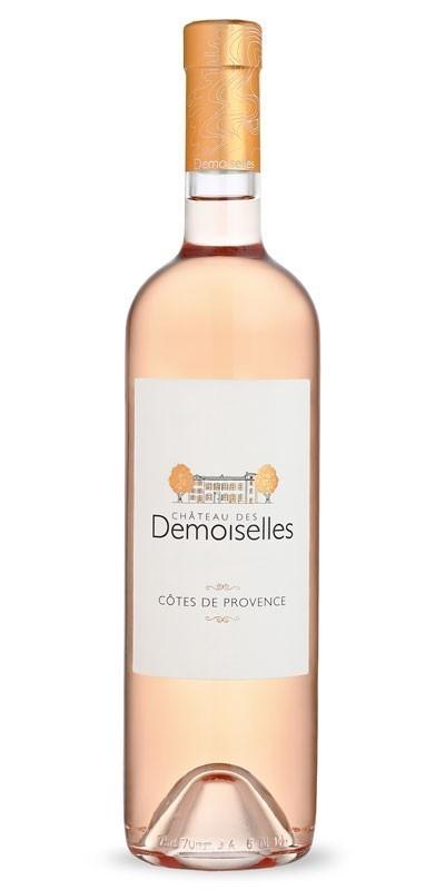 Château des Demoiselles - Rosé wine