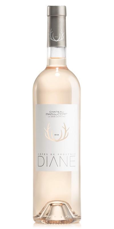 Château Pas du Cerf - Diane - Rosé wine