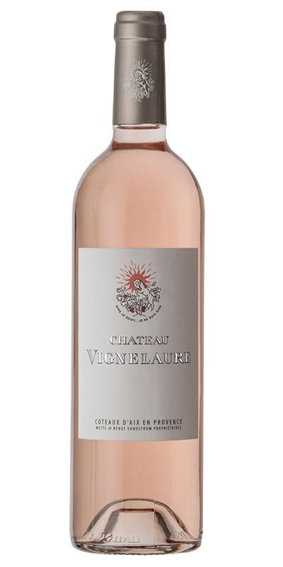 Château Vignelaure - Rosé wine