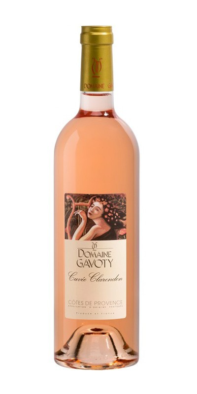 Domaine Gavoty - Clarendon - Rosé wine