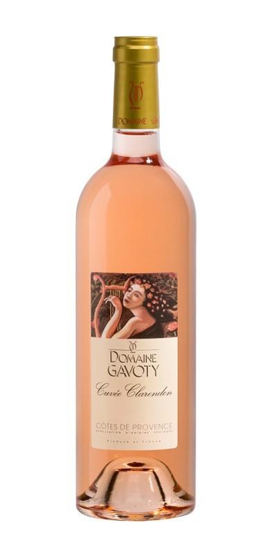 Domaine Gavoty - Clarendon - Vin rosé