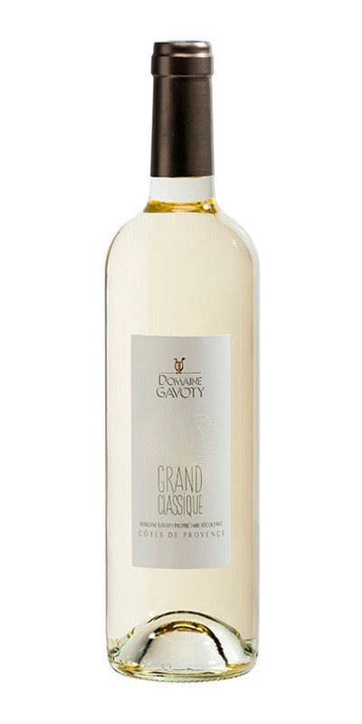 Domaine Gavoty - Grand classique - White wine