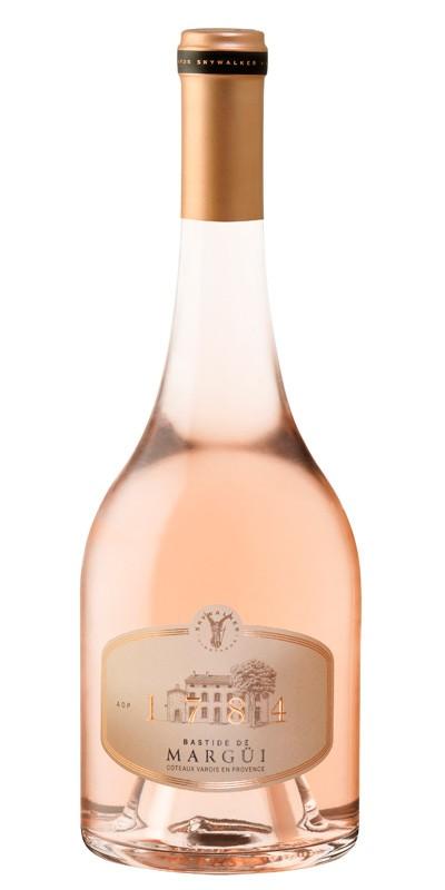 Château Margüi - Bastide de Margüi 1784 - Rosé wine