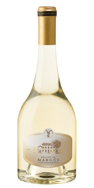 Château Margüi - Bastide de Margüi 1784 - White wine