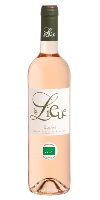 La Lieue - Vin rosé