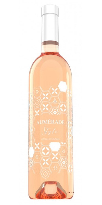 Fabre en Provence - Aumérade Style - Rosé Wine