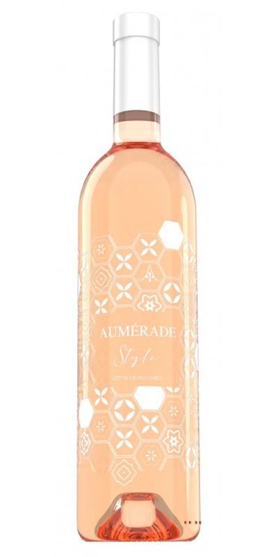 Fabre en Provence - Aumérade Style - Vin rosé