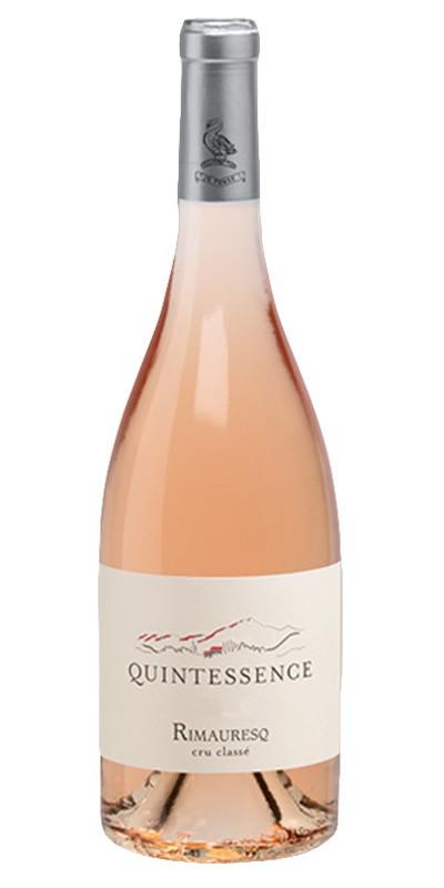 Rimauresq - Quintessence - Vin rosé