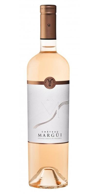 Château Margüi - Rosé wine