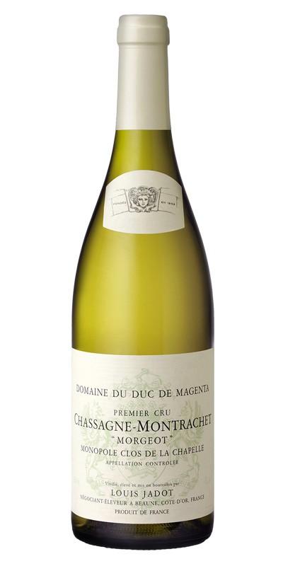 Louis Jadot - Chassagne-Montrachet - Morgeot Clos de la Chapelle - White wine