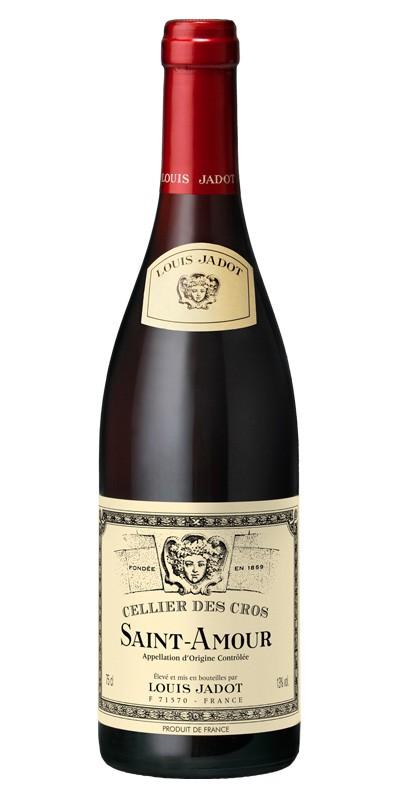 Louis Jadot - Saint-Amour Cellier des Cros - Red wine