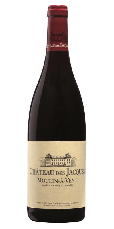 Louis Jadot - Moulin à Vent - Château des Jacques - Red wine