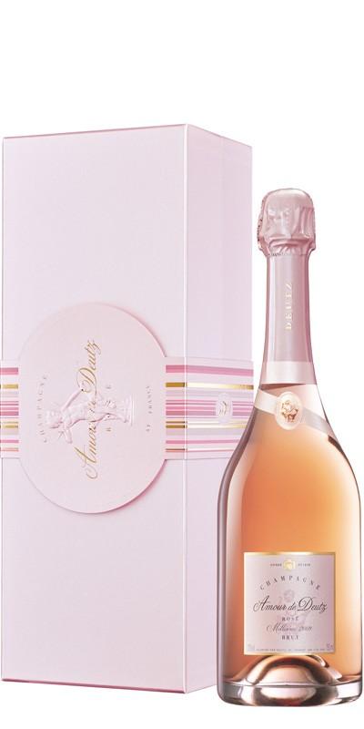 Deutz - Amour de Deutz Rosé - Champagner